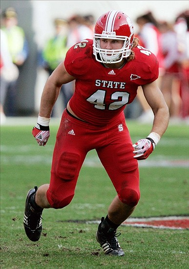 Vikings Draft North Carolina State Linebacker Audie Cole In Th - Audie cole
