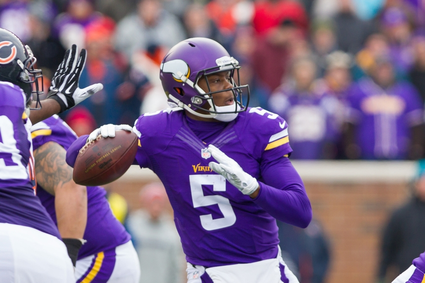 2015 Minnesota Vikings Depth Chart Analysis Part One: Offense