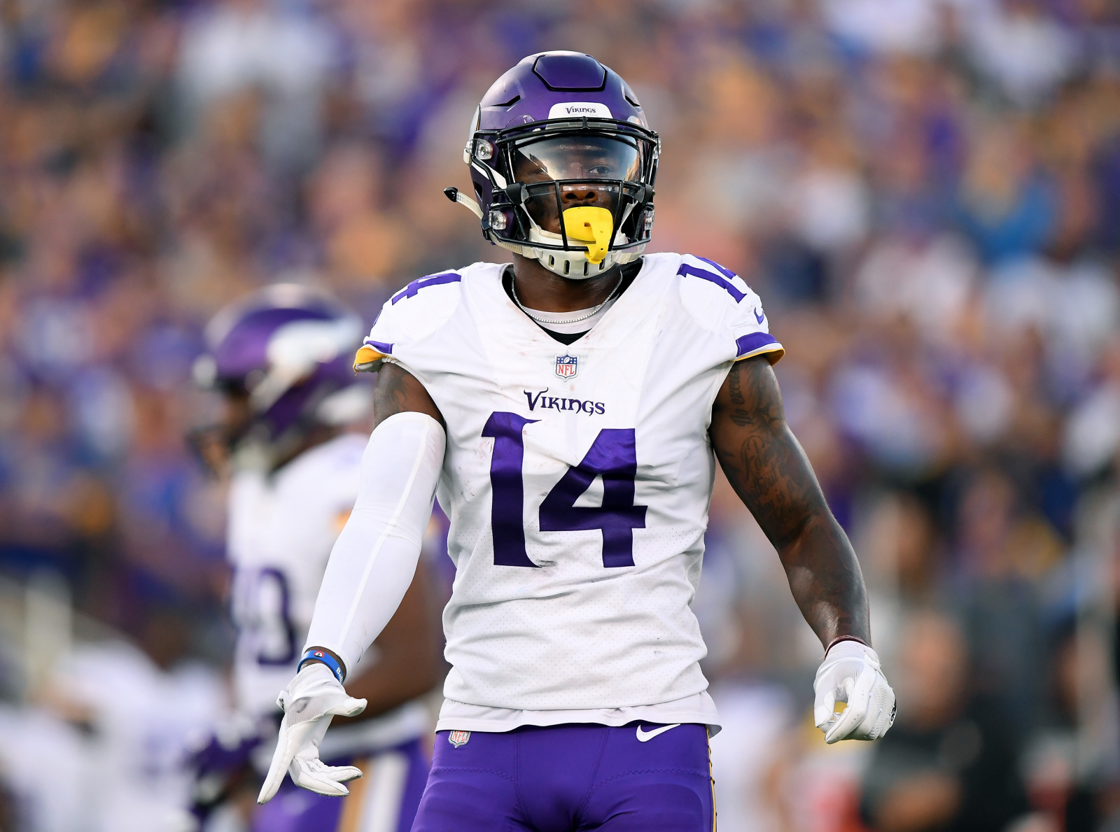 Stefon Diggs' younger brother could play for the Vikings ...