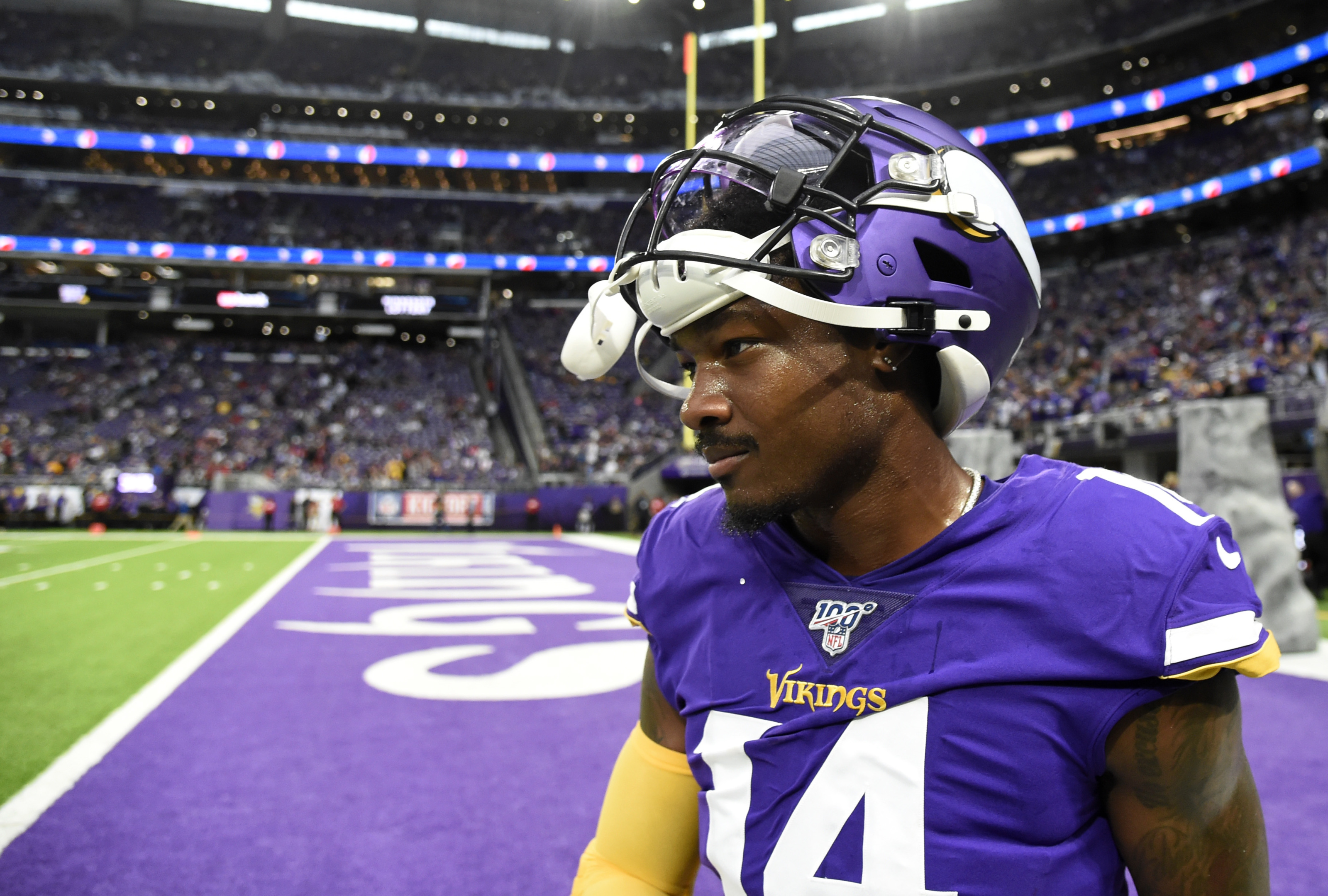 Trading Stefon Diggs would be tremendously stupid