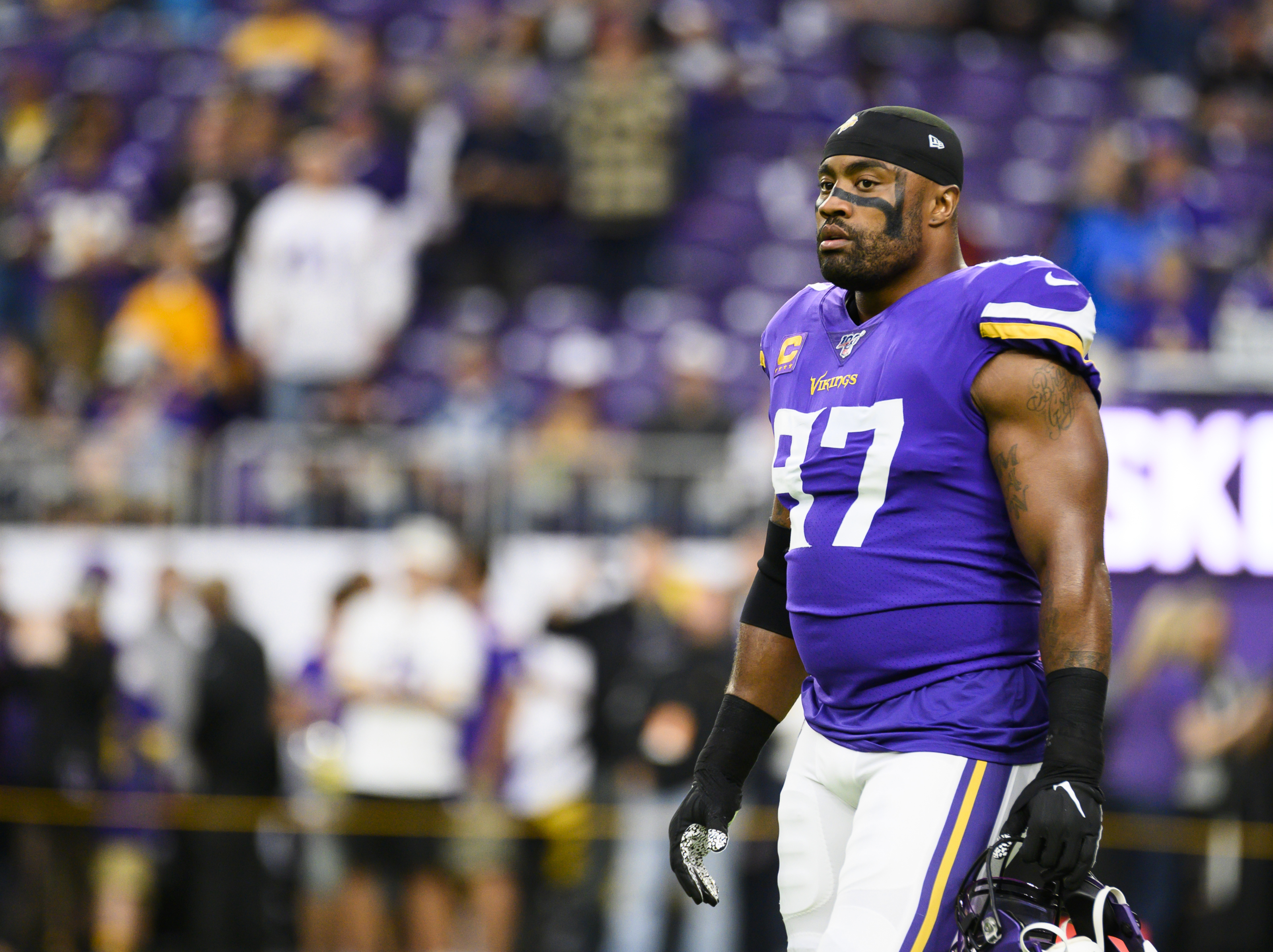 Is Everson Griffen returning to the Vikings still a possibility?