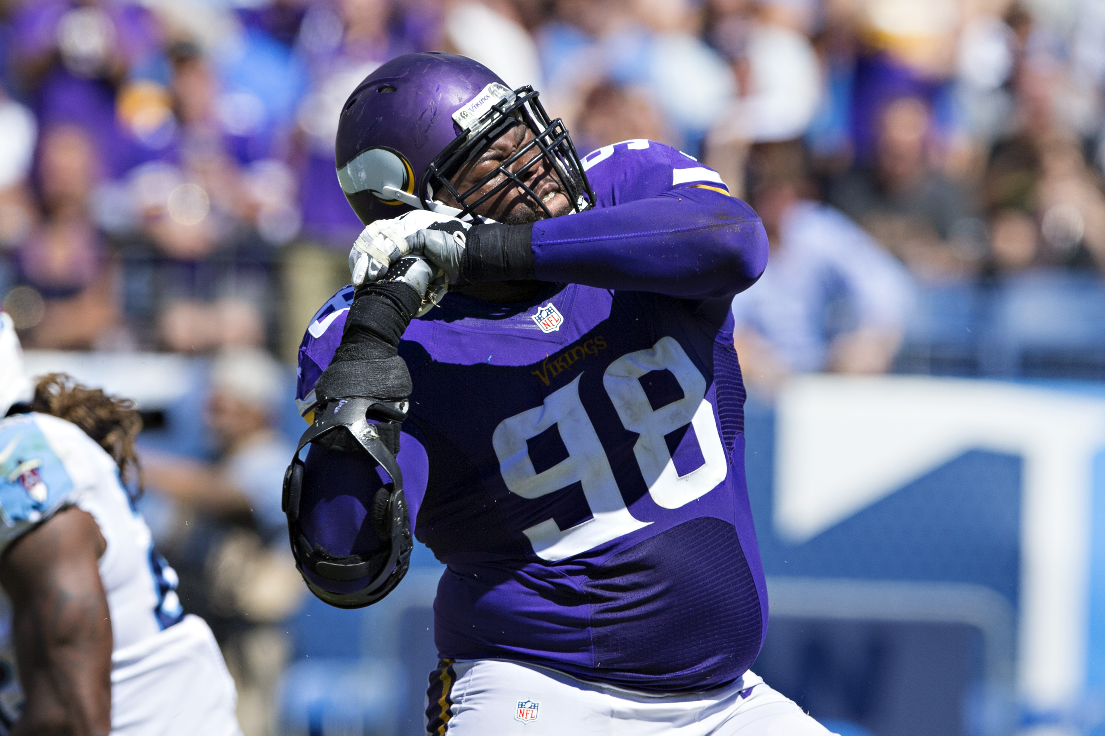 Linval Joseph excited for a new role with the Chargers