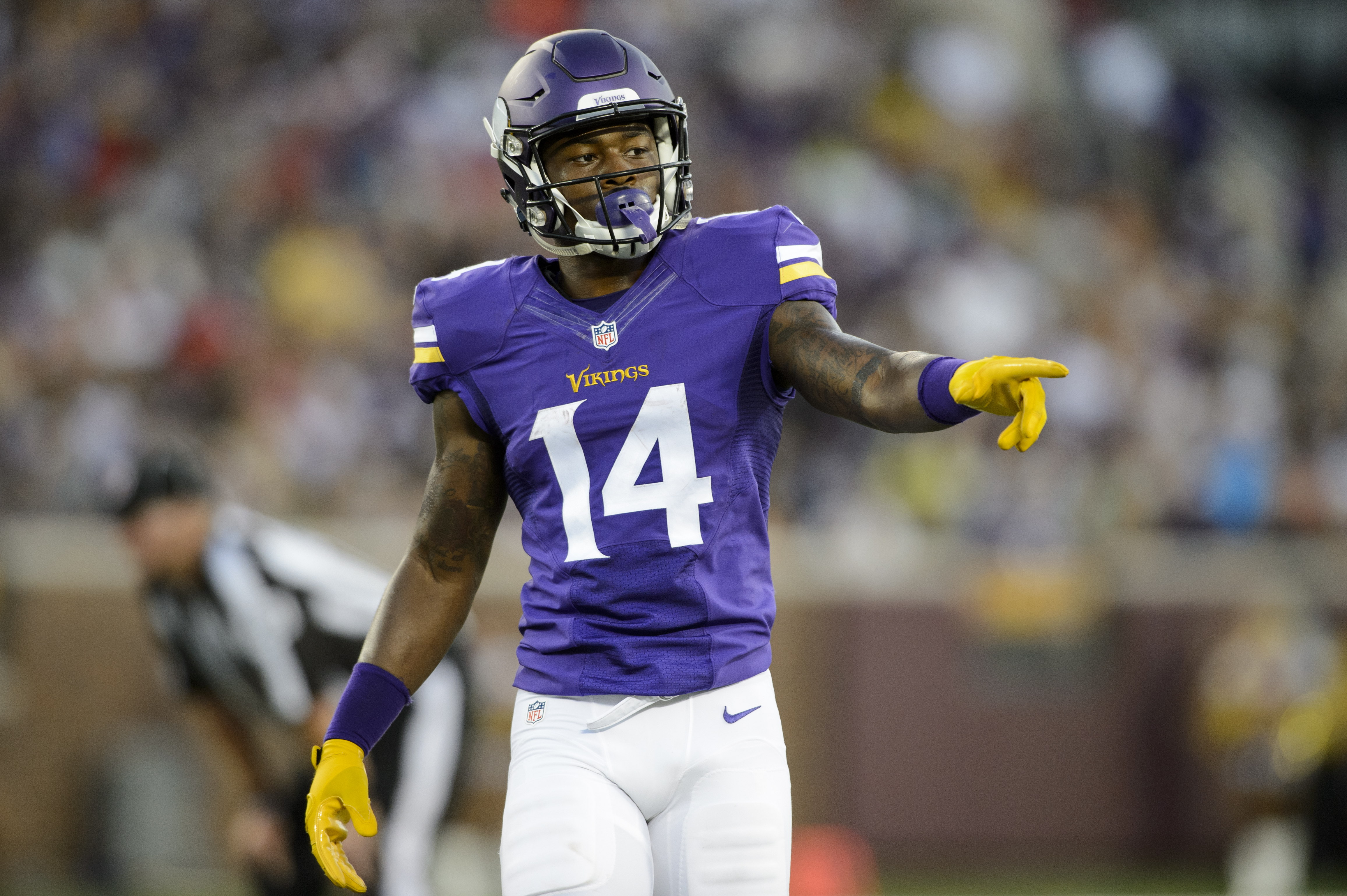 Stefon Diggs ready to reach elite status with Vikings in 2017