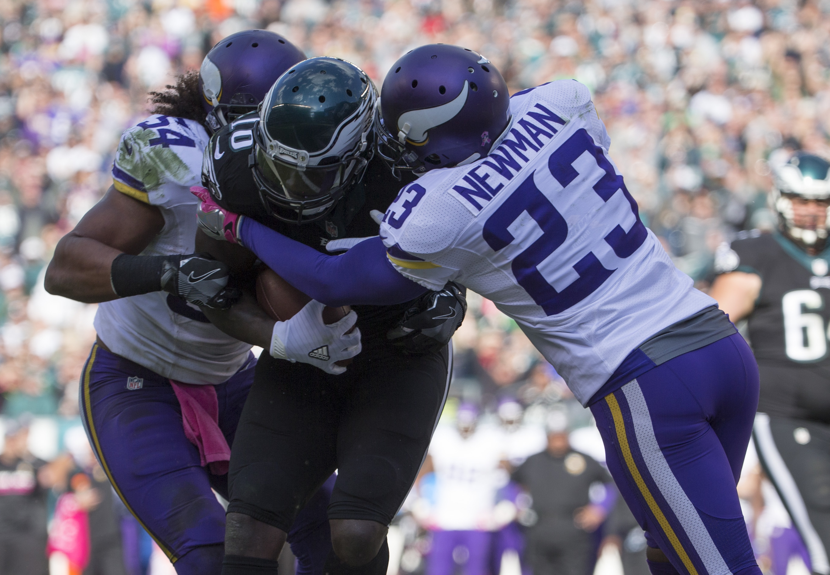 Conference Championship Ups and Downs: Minnesota Vikings vs Eagles