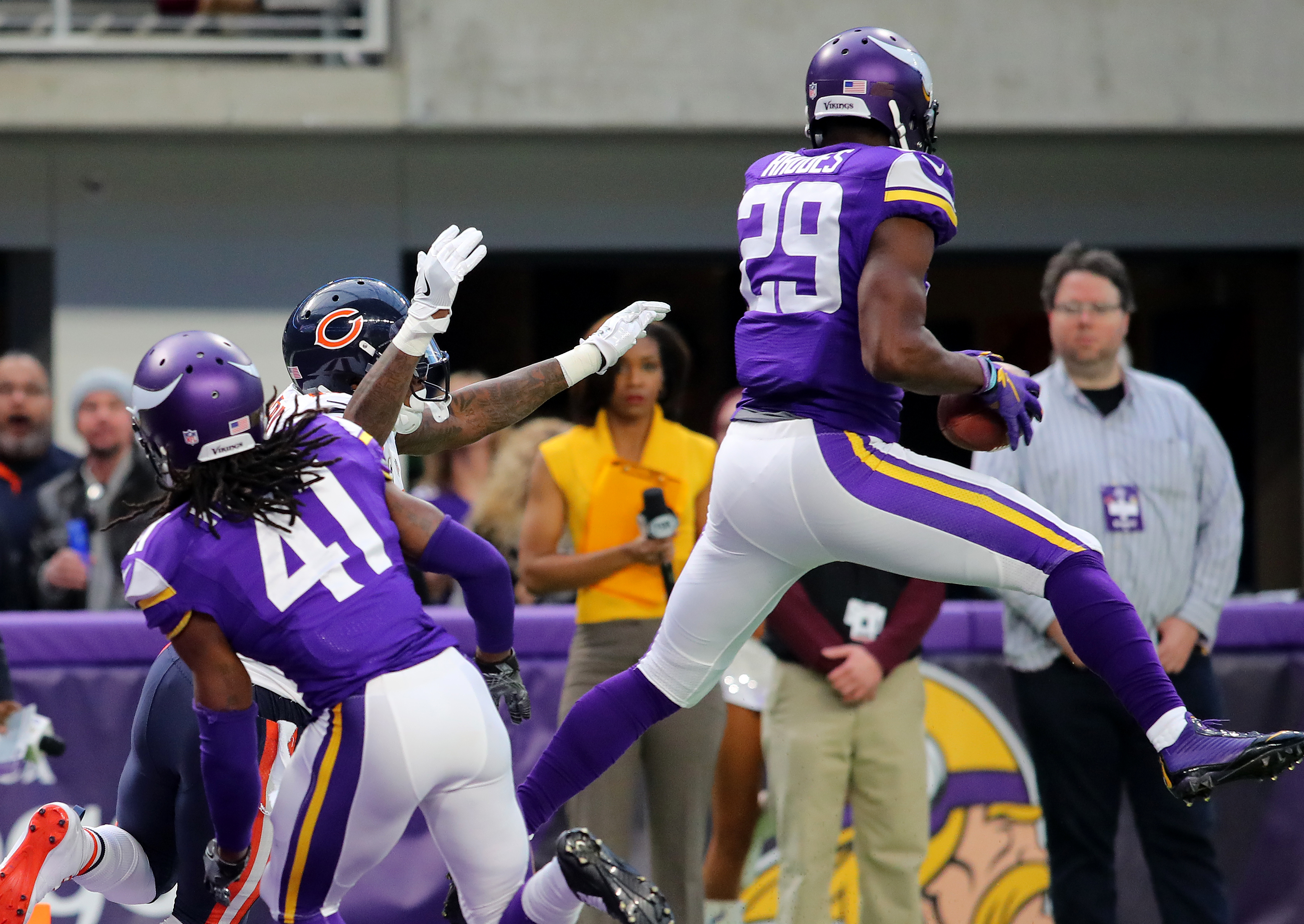 Xavier Rhodes projected to be an NFL All Pro in 2017