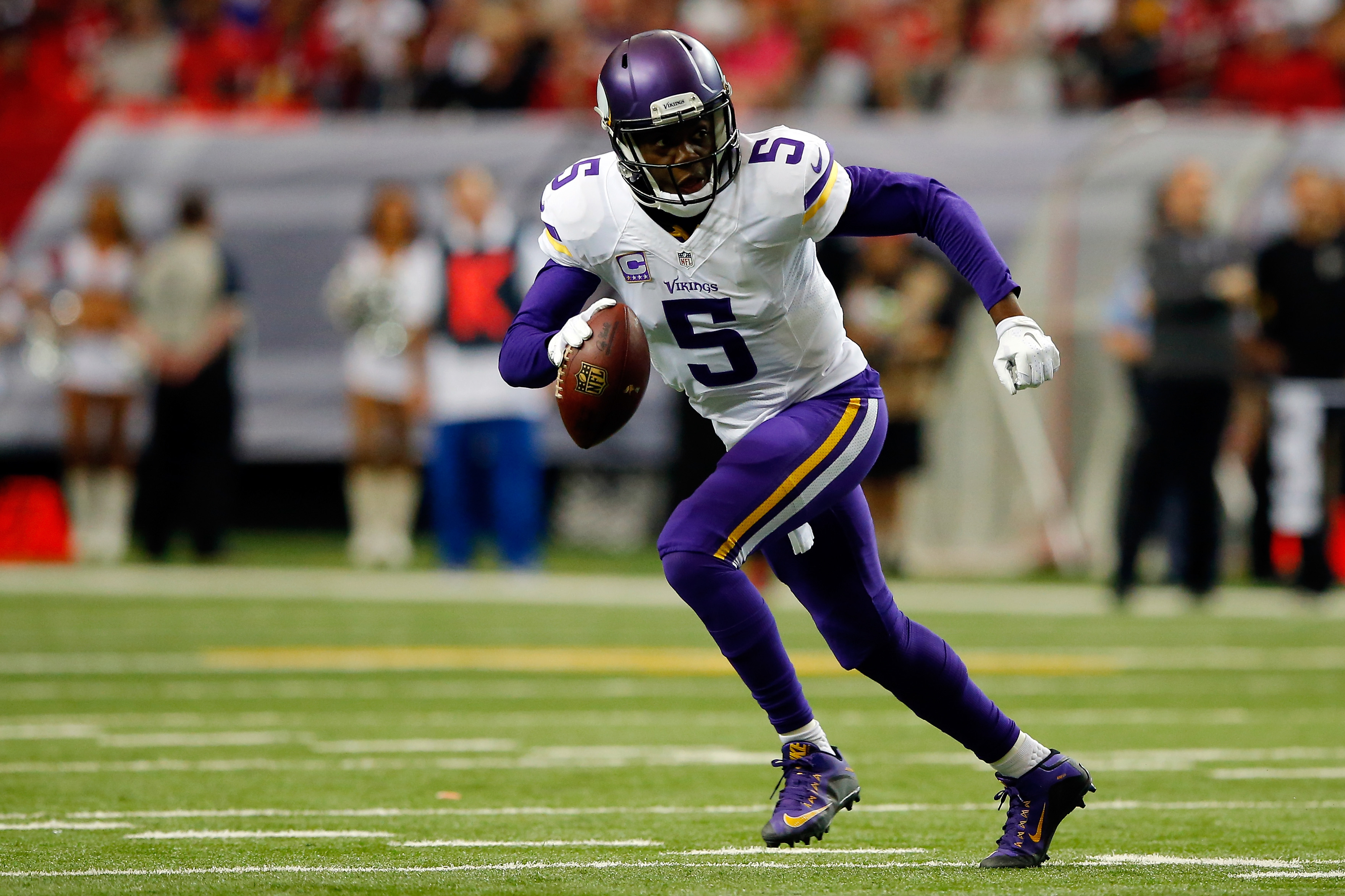 Photo By Kevin C Coxgetty Images Teddy Bridgewater