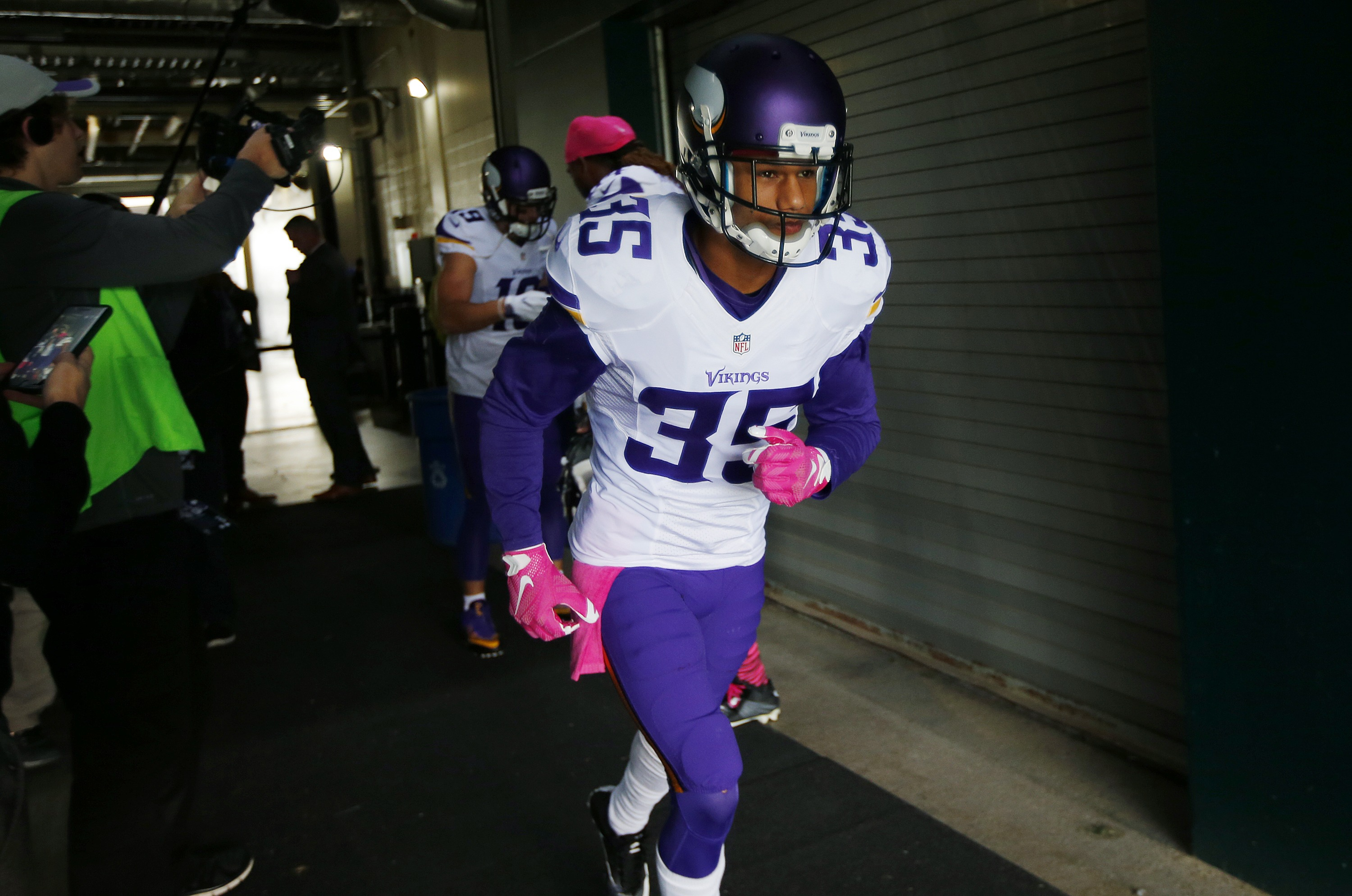 Marcus Sherels will return to the Minnesota Vikings for the 2018 ...