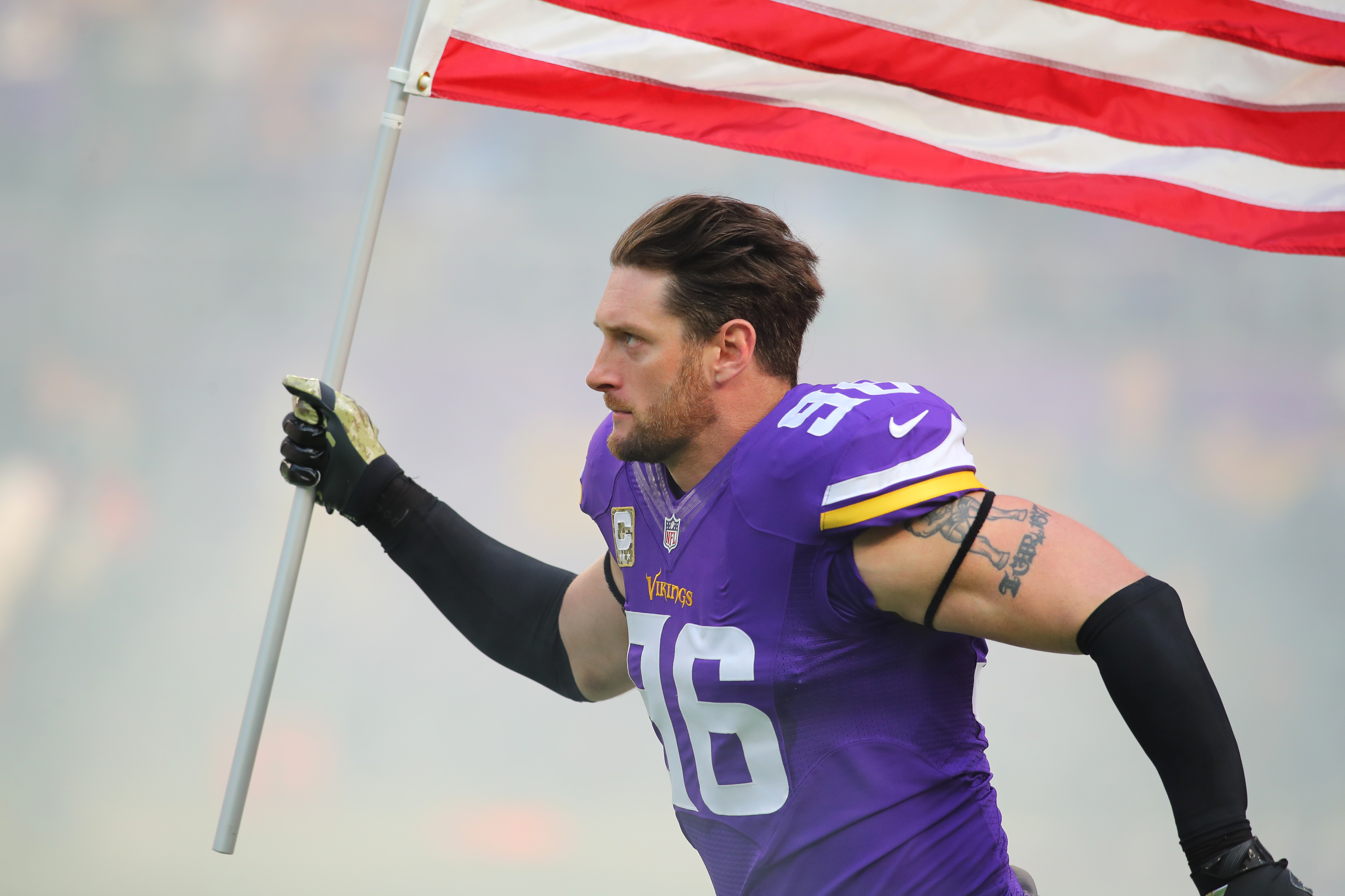 Minnesota Vikings: Brian Robison's legacy extends beyond the numbers