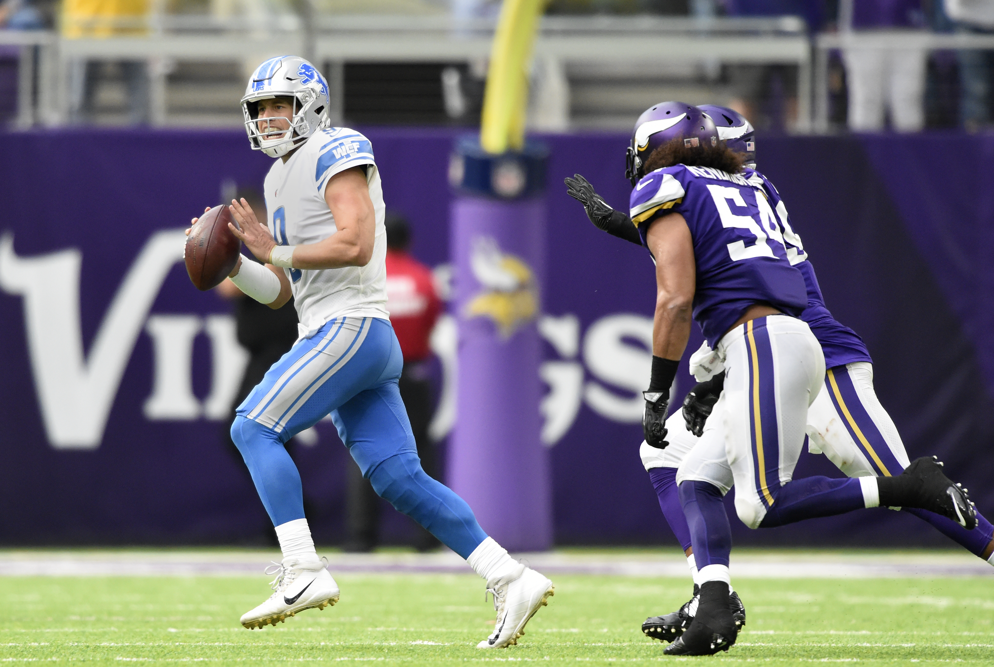 Minnesota Vikings vs. Detroit Lions: Preview and prediction