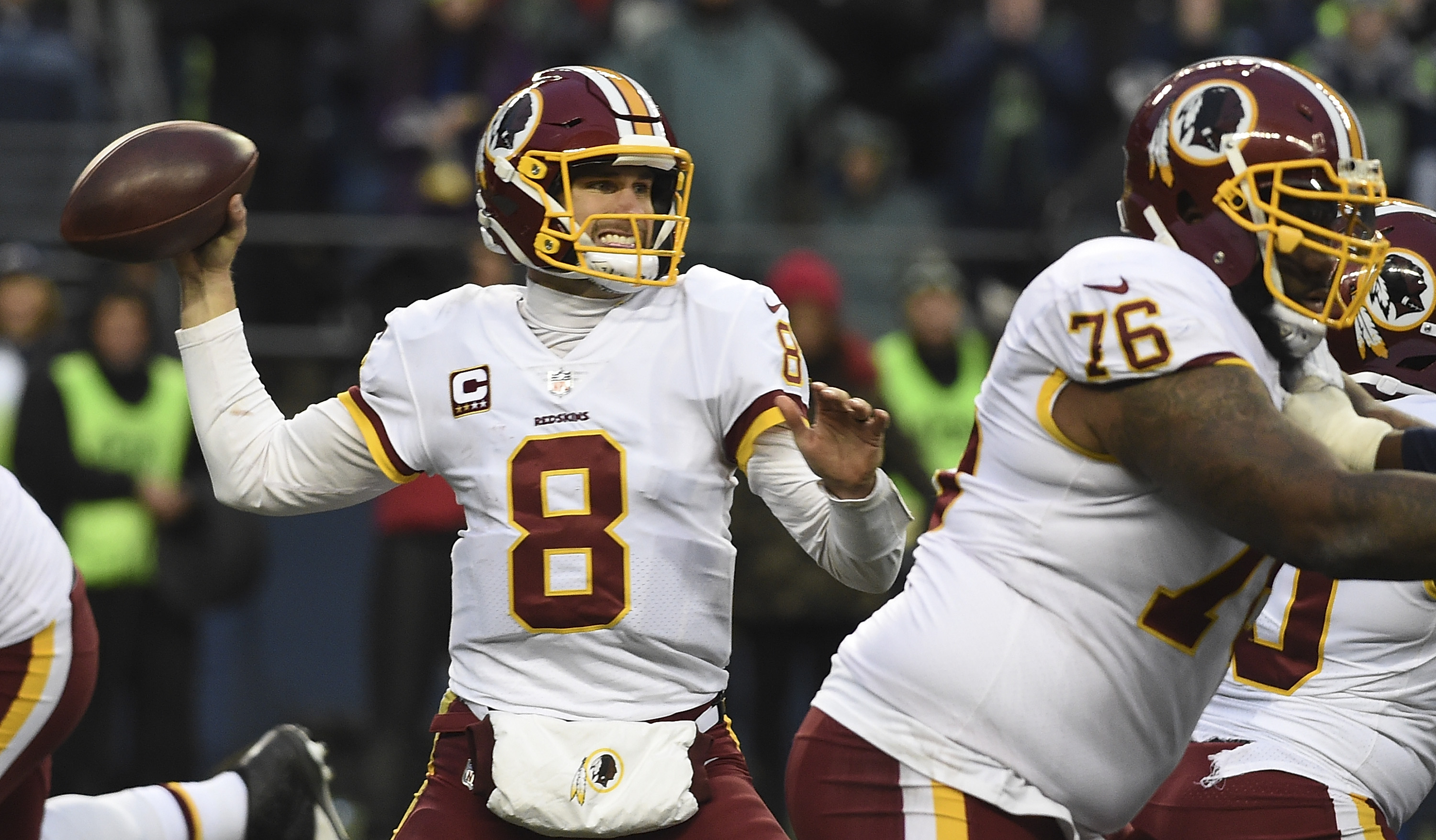 Jets fear Kirk Cousins has already decided on Vikings