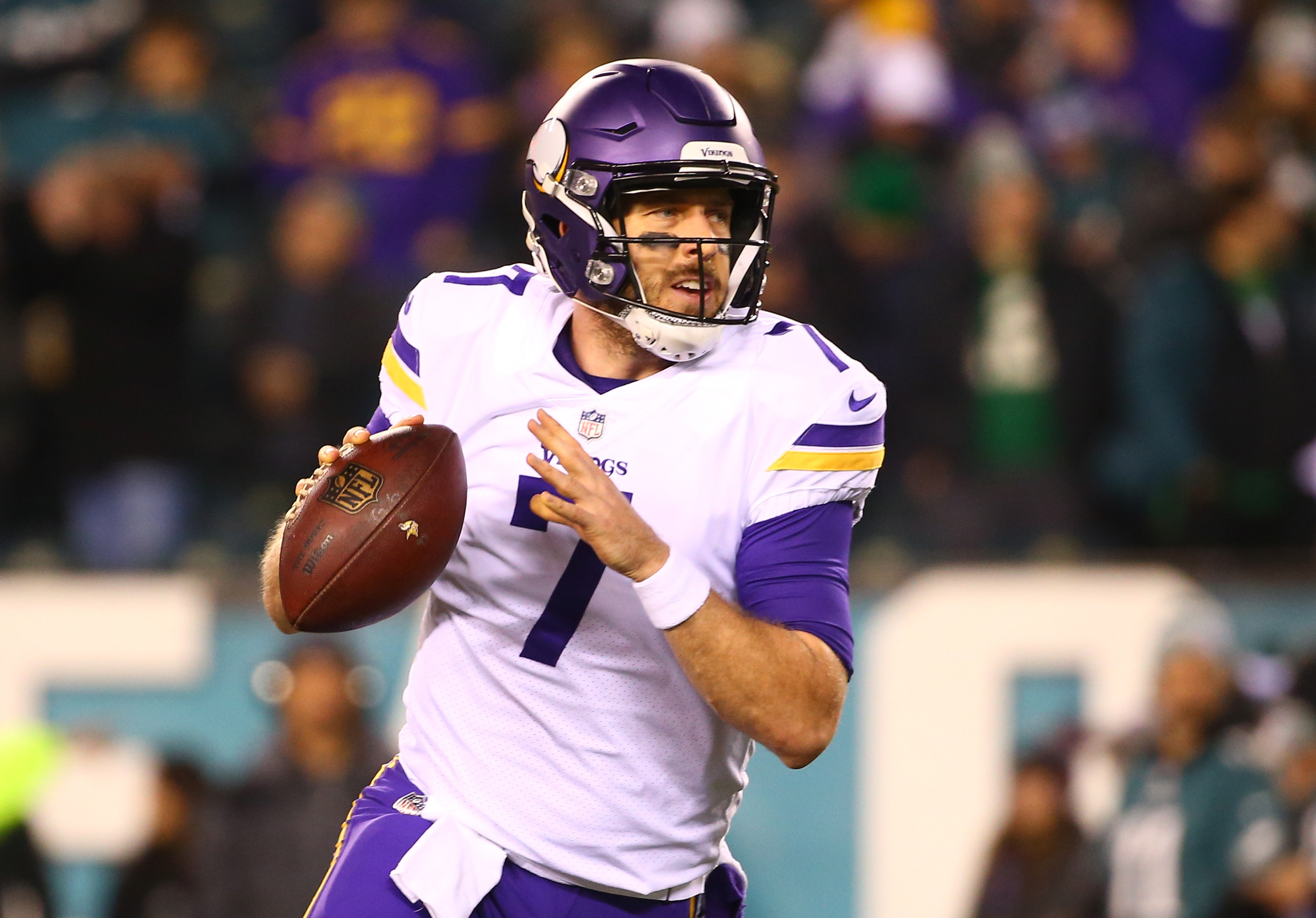 Philadelphia Eagles Team 2017 >> Who will the be the Minnesota Vikings' starting quarterback in 2018? - Page 3