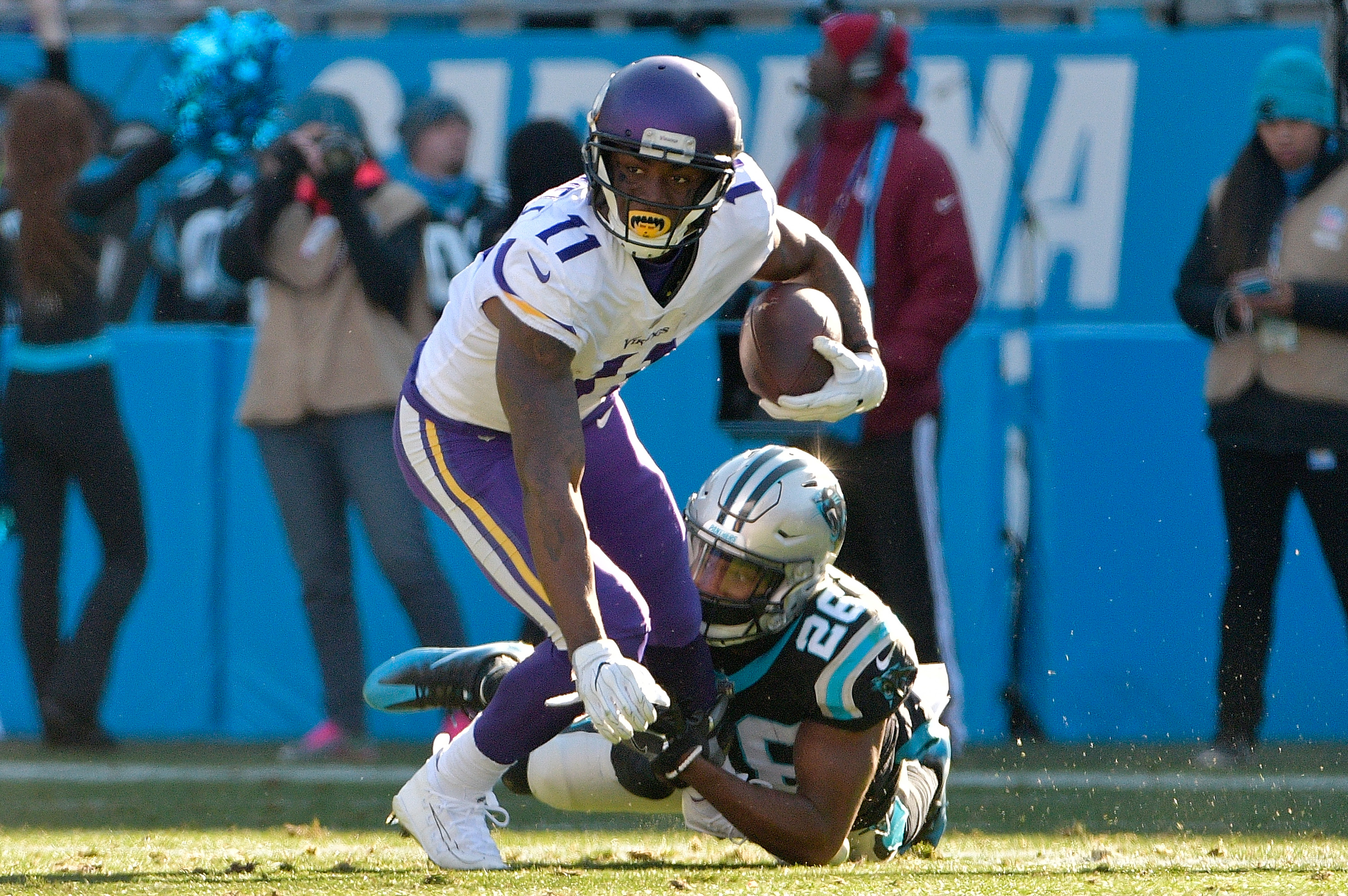 WR Jarius Wright reportedly signs with Carolina Panthers
