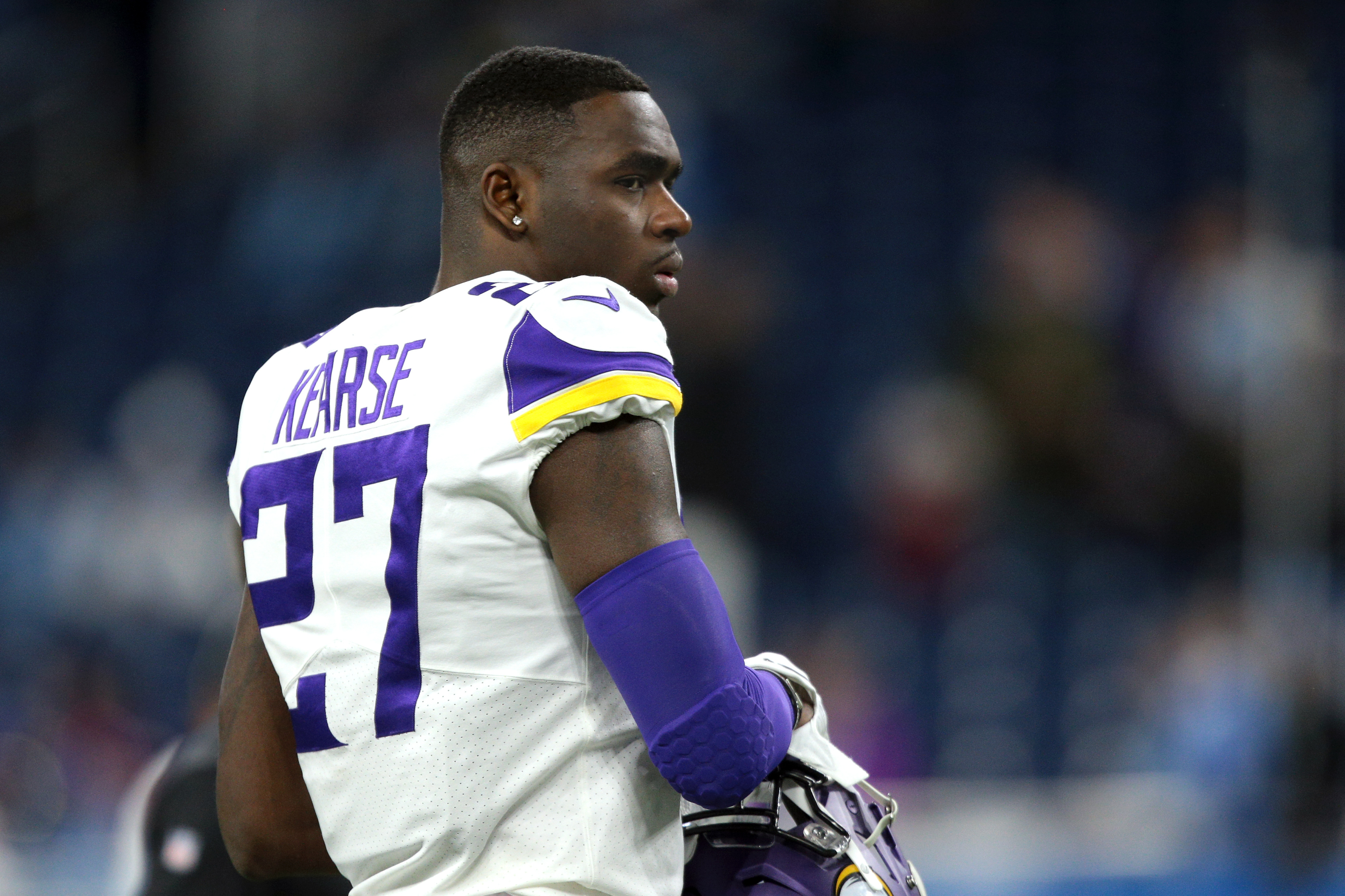 Jayron Kearse says the Vikings don't want him back in 2020