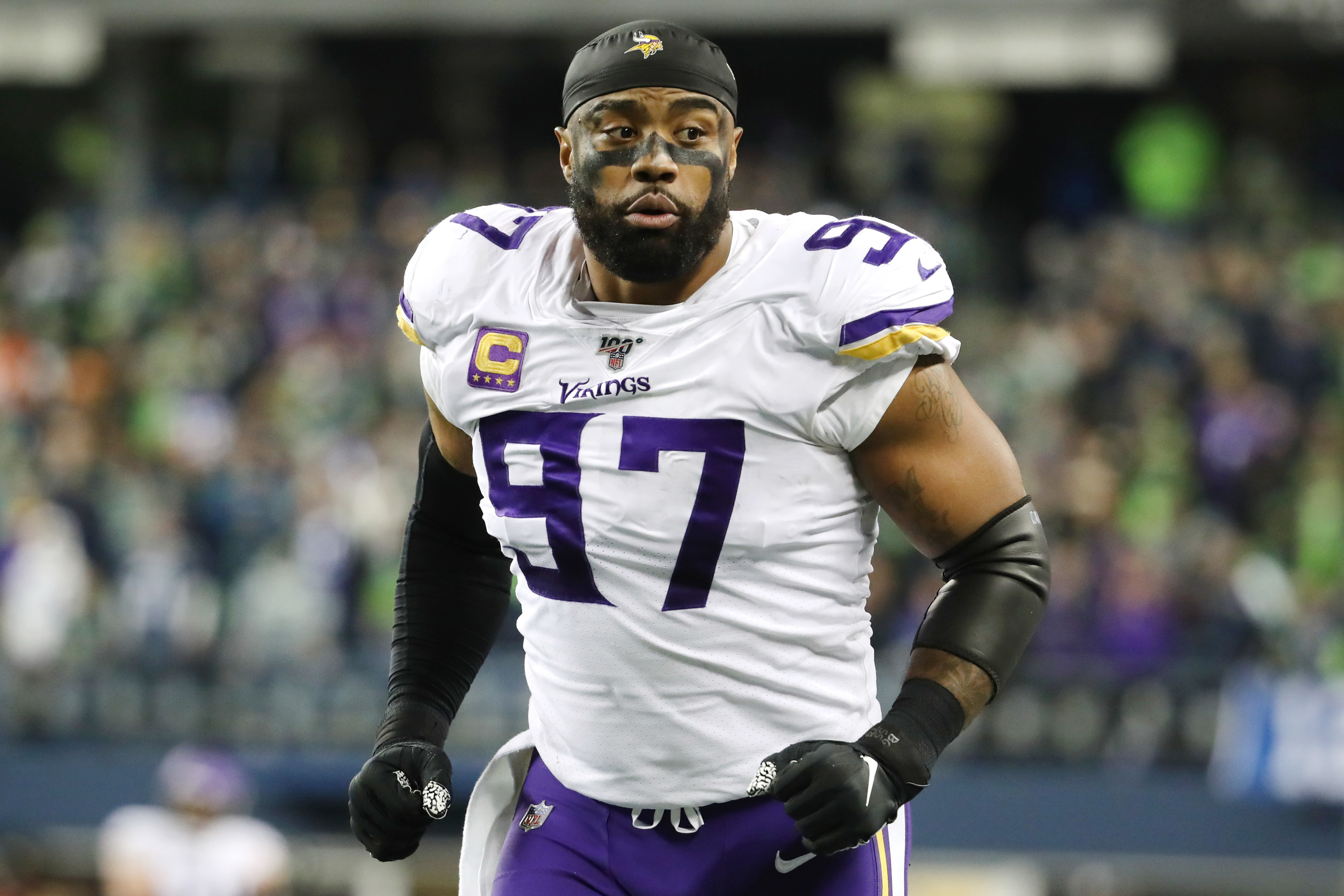 Everson Griffen predicted to land in the AFC North this year