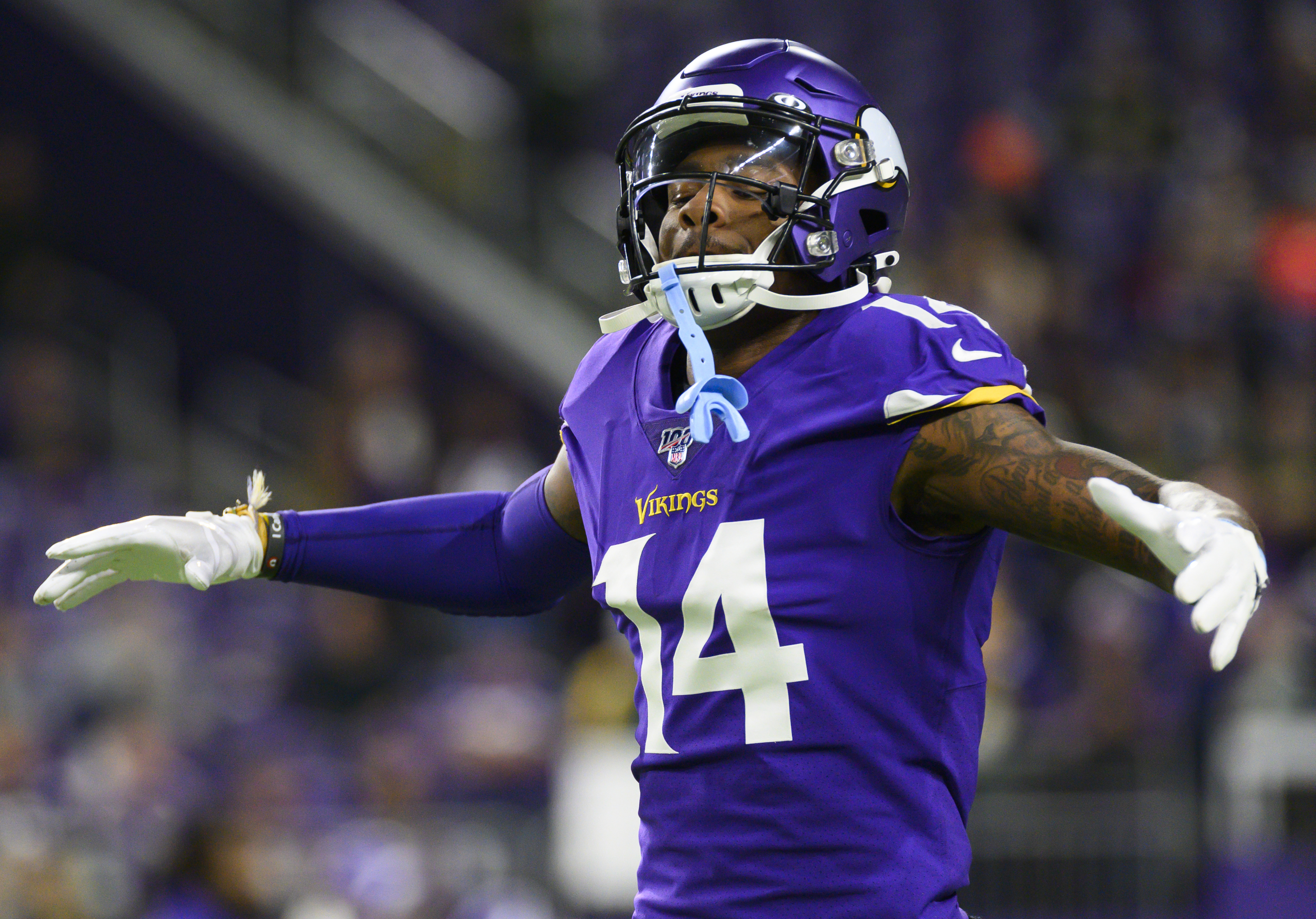Former Vikings linebacker thinks Stefon Diggs is trying to get traded