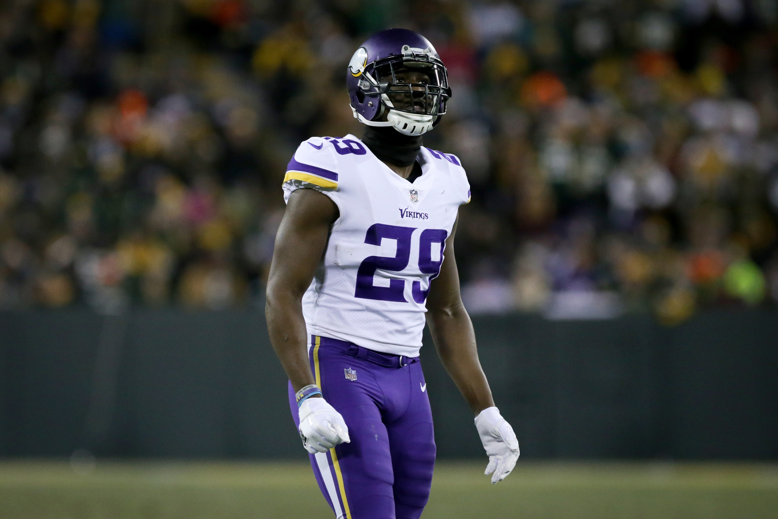 Xavier Rhodes never expected to be let go by the Vikings