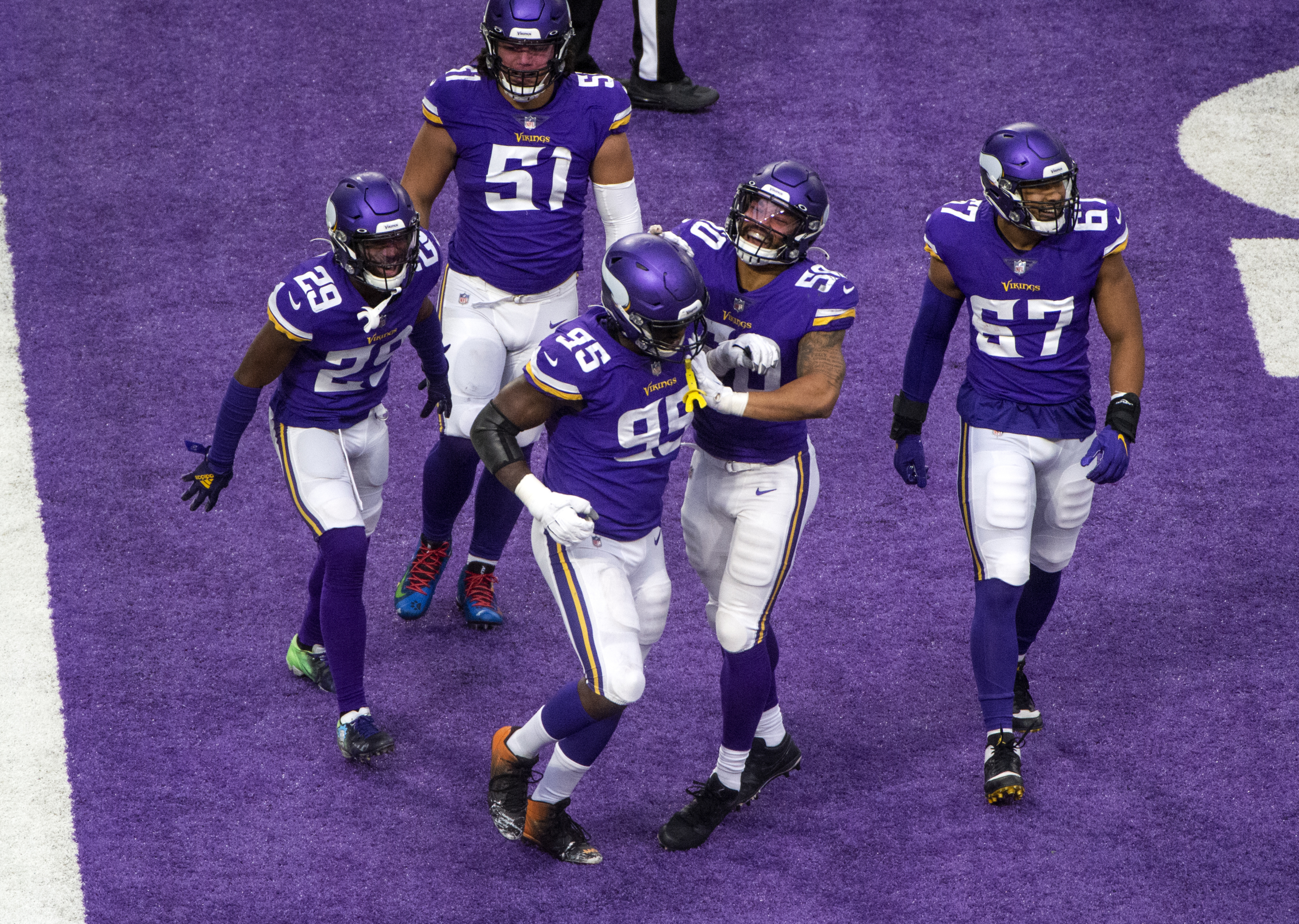 Vikings Can Double Their Playoff Chances With A Win Over The Bucs