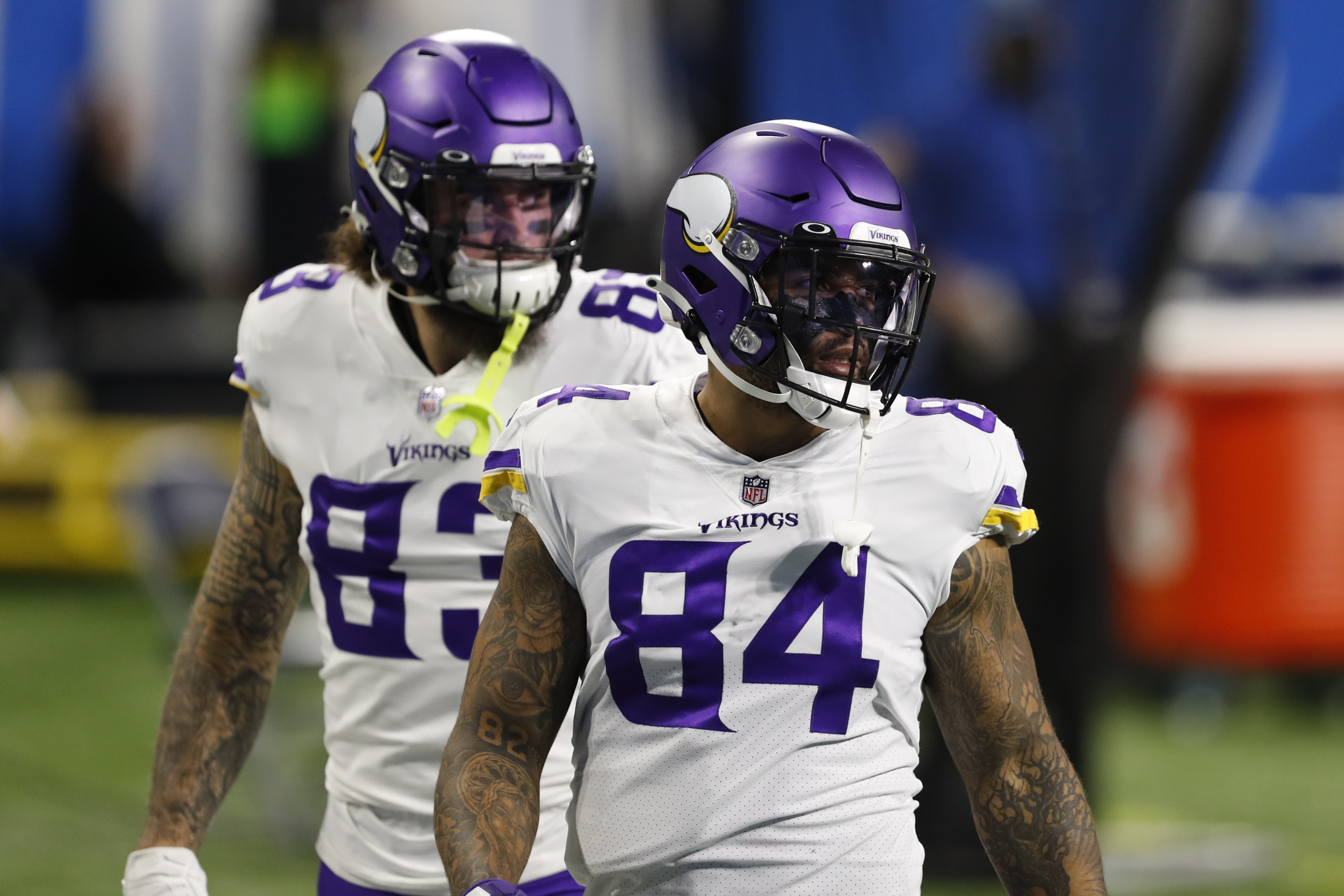 Should the Vikings add another tight end in the 2021 NFL Draft?