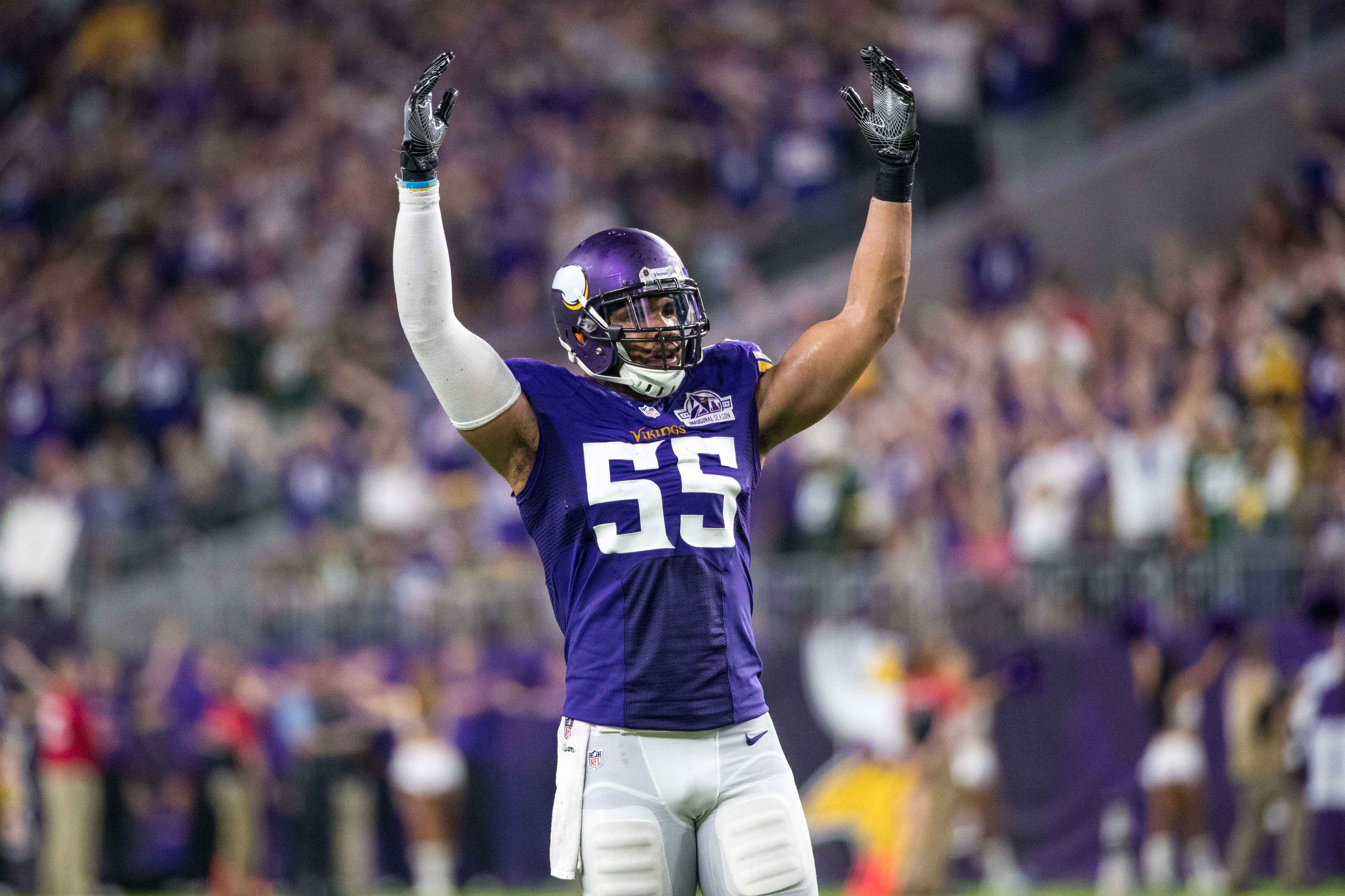 Who will be the Minnesota Vikings' best defensive player ...