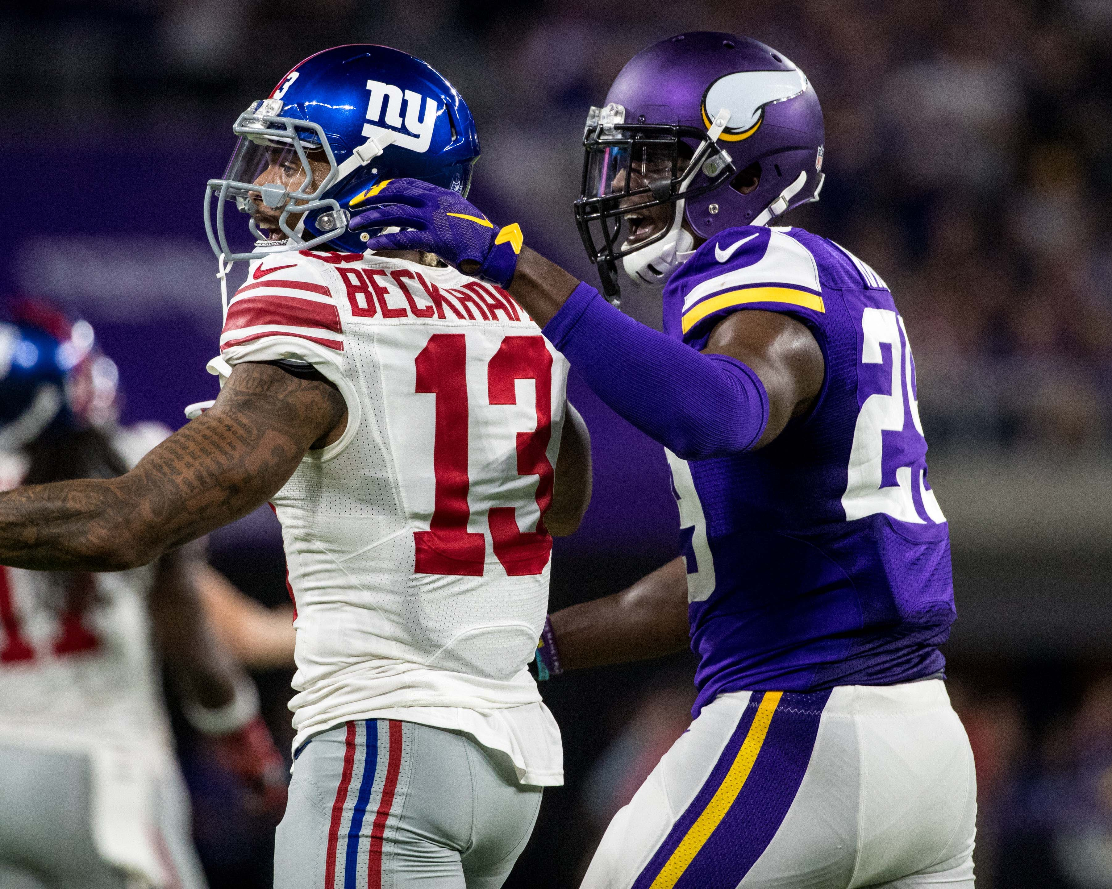 RUMOR Expect Rhodes extension from Vikings to be worth more than