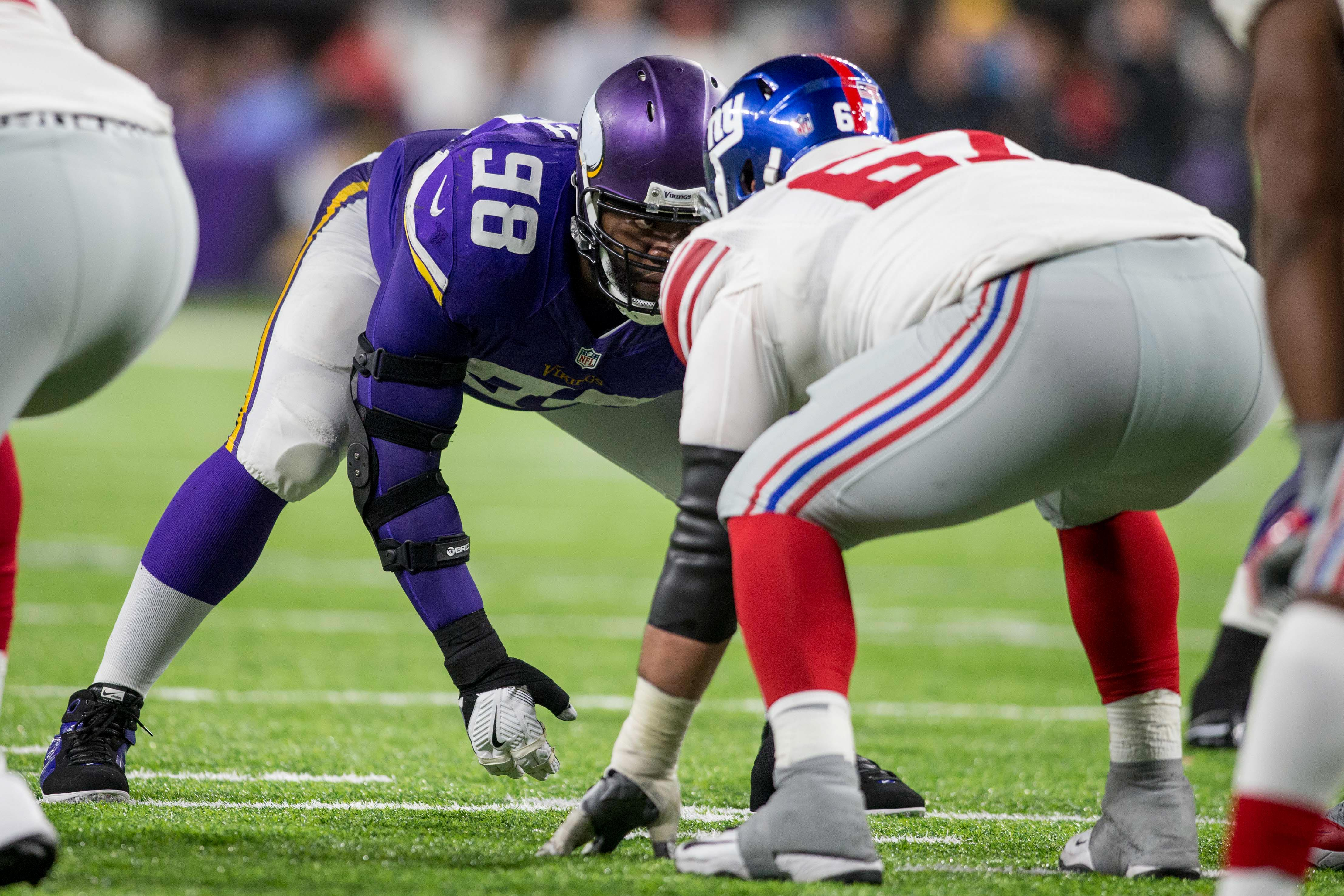 Who will be the Minnesota Vikings best defensive player in 2017