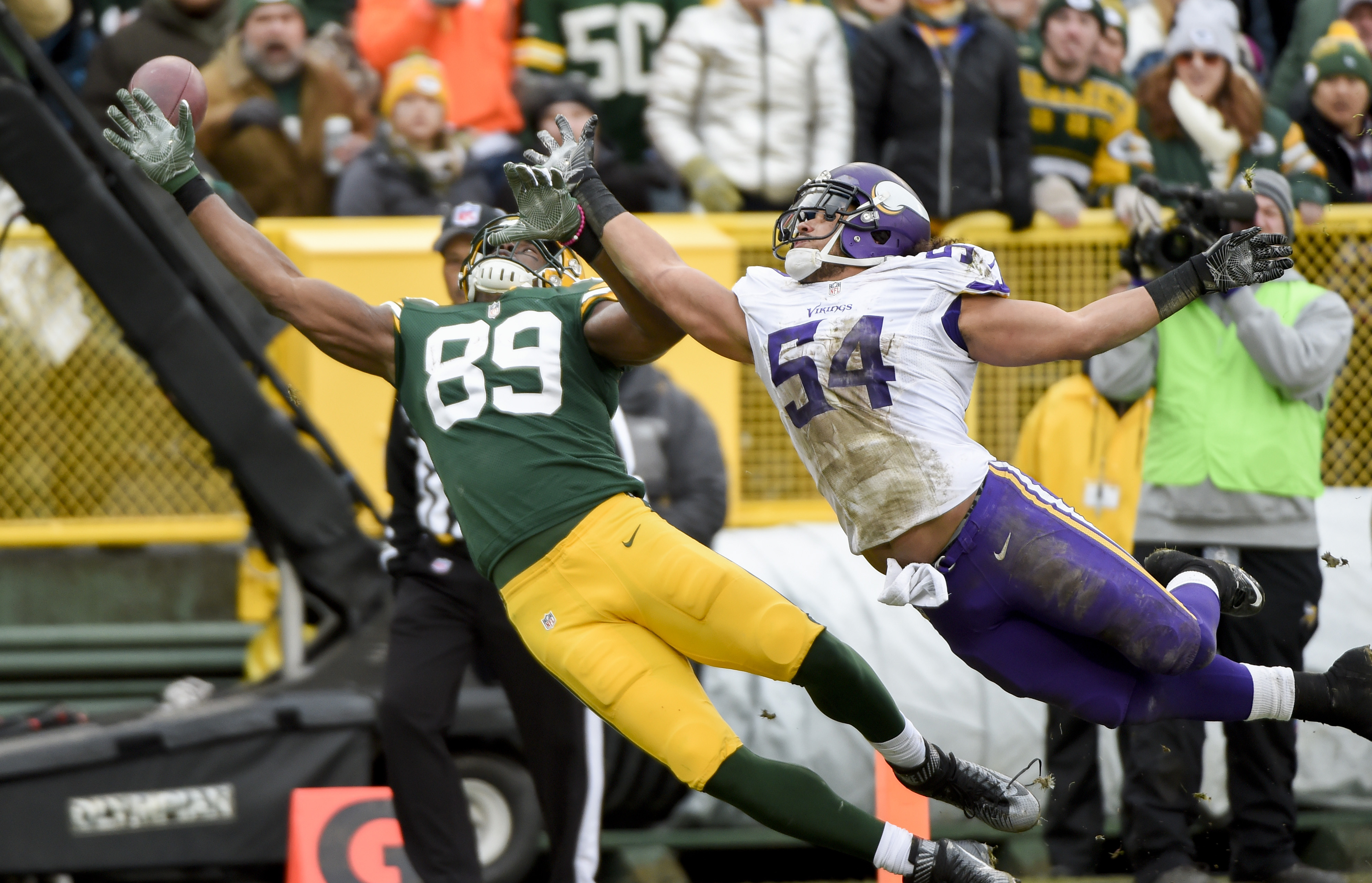 5e2f5336398 Vikings  Kendricks named one of the NFL s most improved players of 2016